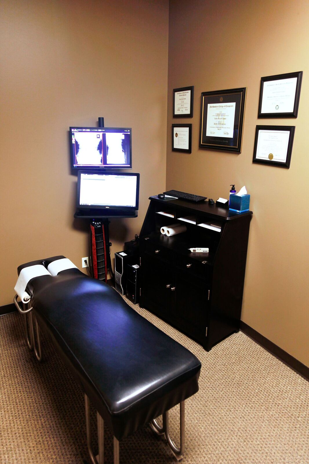 Treatments and services at Kosak chiropractic in omaha