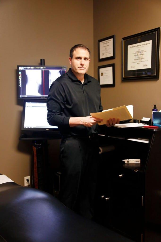 Omaha Chiropractor Doctor Kosak